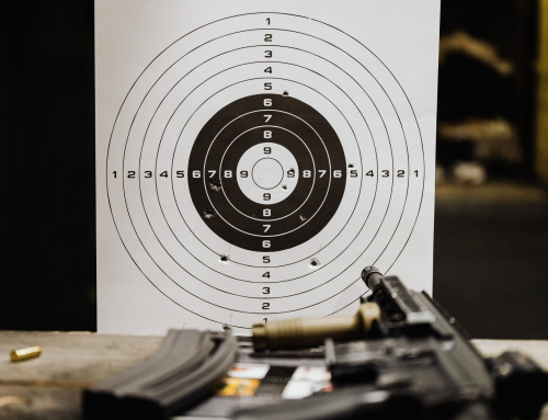 5 Rules of Safely Handling a Firearm