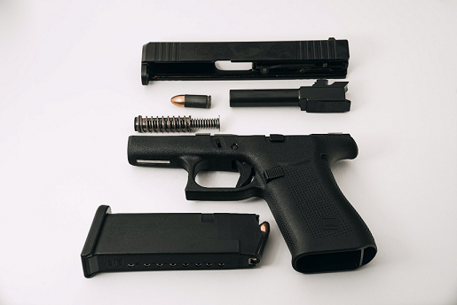 Components of a gun